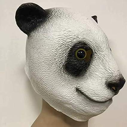 Panda Gigante Kung Fu Panda Animal Máscara Arnés Halloween ...