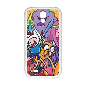 RHGGB Aadventure time Case Cover For samsung galaxy S4 Case