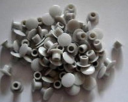 Celtic Woods - Juego de 50 tapones embellecedores para agujeros (5 mm)