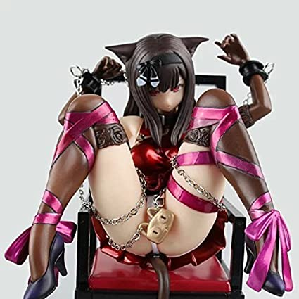 Are Japanese adult action figures you migraine