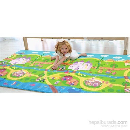 Serra Baby Ticon Game Mat Fairy Dwinguler 190x130cm by Serra Baby