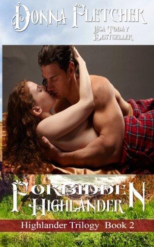 book cover of Forbidden Highlander