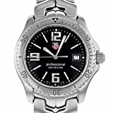 Tag Heuer Professional analog-quartz mens Watch WT1110.BA0550 (Certified Pre-owned)