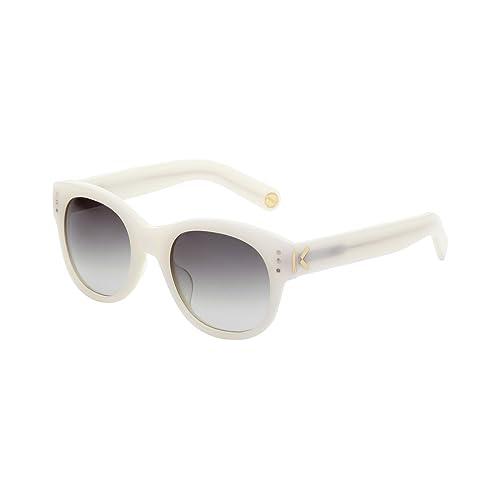 KENZO Gafas de sol mujer color blanco KZ3166