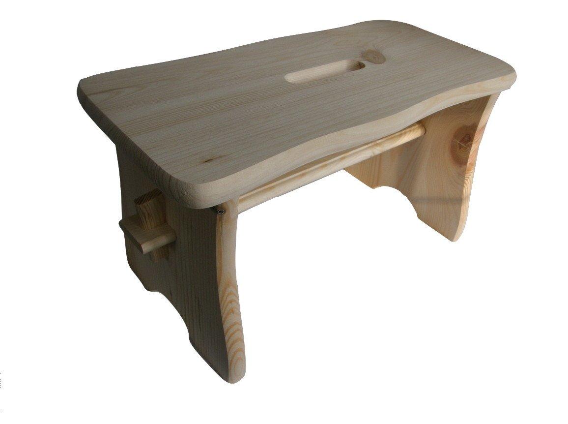 Toddler Wooden Chair/ Children Wooden Stools/Unpainted wooden Chair - 39x 18x 21cm Amazon.co.uk Kitchen u0026 Home  sc 1 st  Amazon UK & Toddler Wooden Chair/ Children Wooden Stools/Unpainted wooden ... islam-shia.org