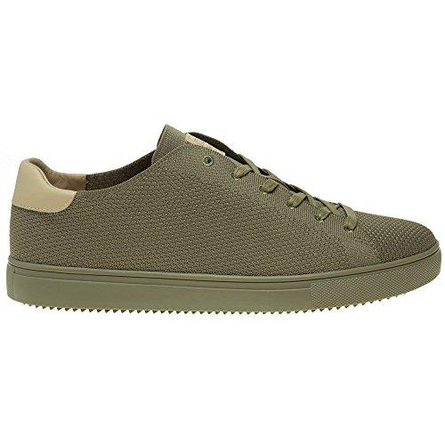 Khaki Khaki Clae Bradley Knit Uomo Clae Knit Uomo Sneaker Bradley p8wIZqzS