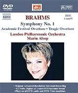 Symphony 1 (DVD Audio) by BRAHMS (B0007ACVCI) | Amazon Products
