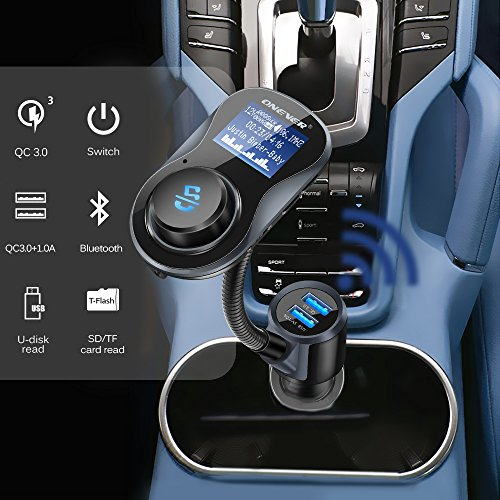 Buy what is the best bluetooth fm transmitter