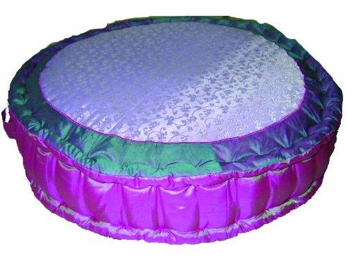 Kess InHouse Alison Coxon Giverny Lilac Featherweight Sham 30 X 20