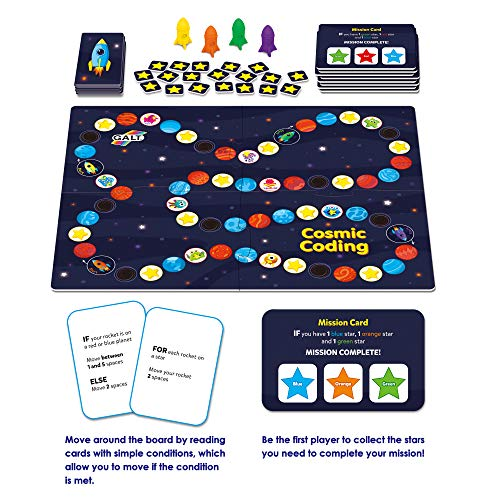 Bits /& Bytes Coding Game for Kids The Innovative Card Game and STEM Toy That Teaches Children The Fundamentals of Computer Coding ● Ages 4-9