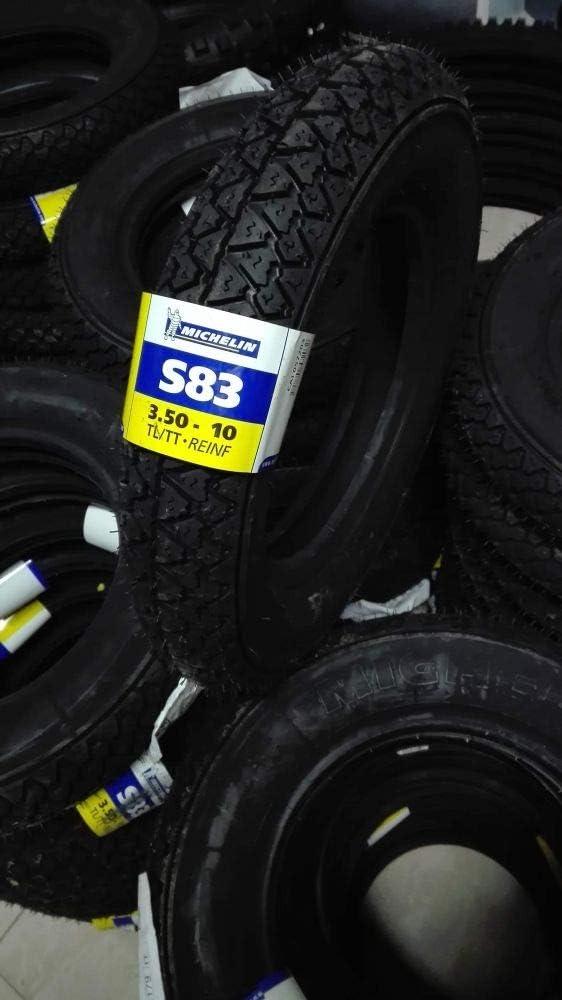 Gummireifen Michelin 3 50 10 59 J S83 Pe Piaggio Vespa Px Lml Auto