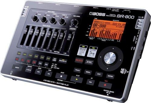 Boss BR-800 Portable 4-Track Digital Recorder