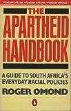 The Apartheid Handbook, Roger Ormond, 0140523758