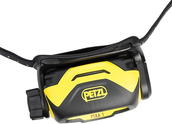 Petzl PIXA 1 Caving Head Torch Lamp Brand New E78AHB Latest 60 Lumen Version