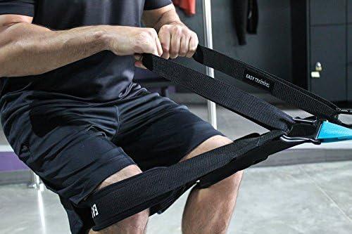 Ejemplo de cinturon ruso musculador