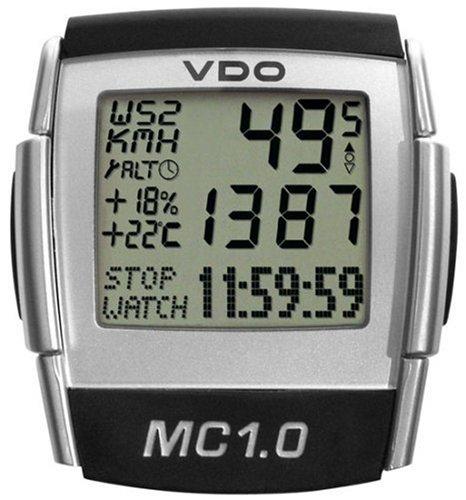 Vdo Cycle Computer (VDO MC1.0 Altimeter/Cycle Computer)