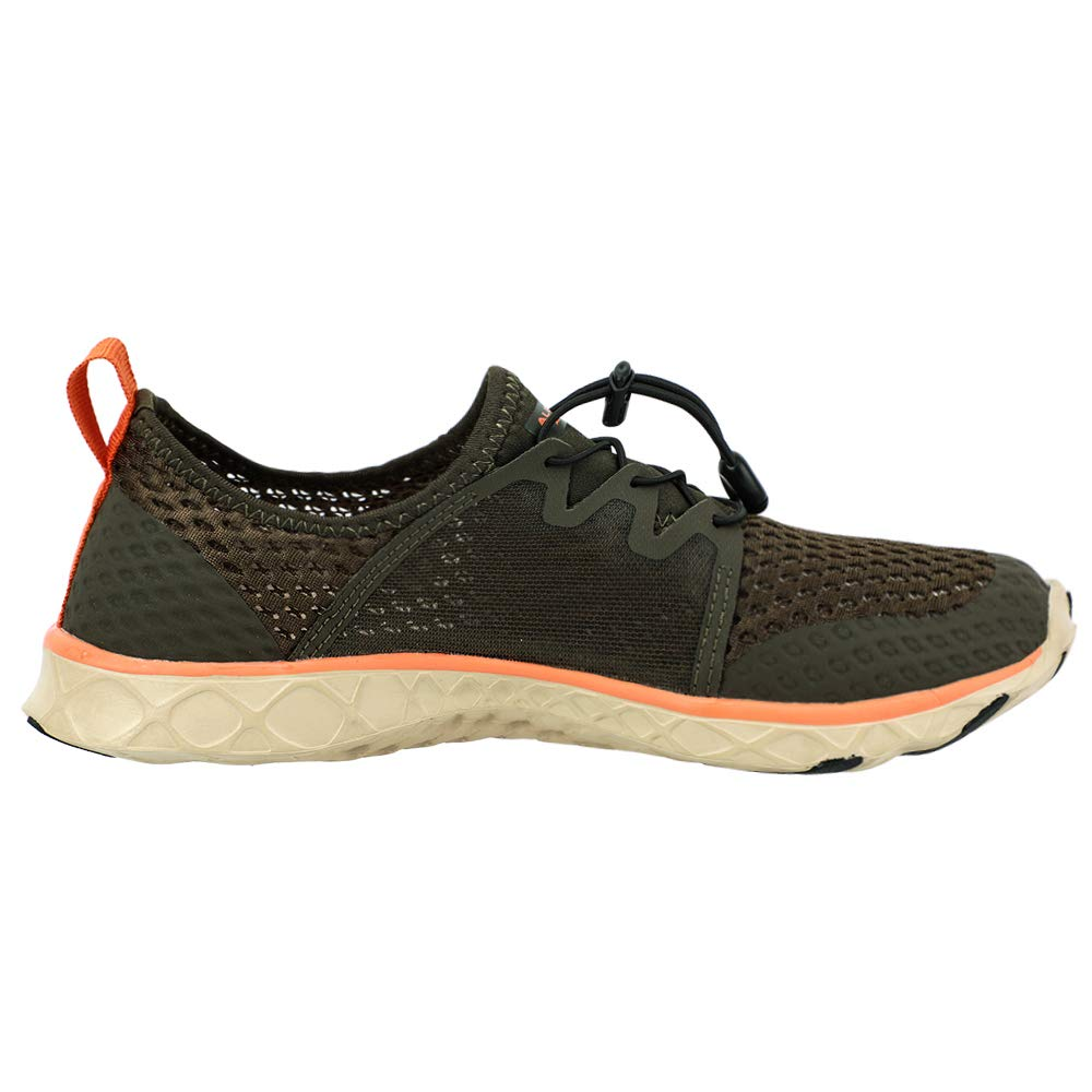 ALEADER Mens Outventure Quick Drying Aqua Water Shoes