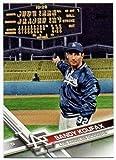 2017 Topps Update Baseball Card Sandy Koufax Photo Variation Short Print ! #US223 Mint! Los Angeles Dodgers!