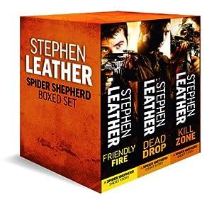 book cover of Spider Shepherd Short Stories