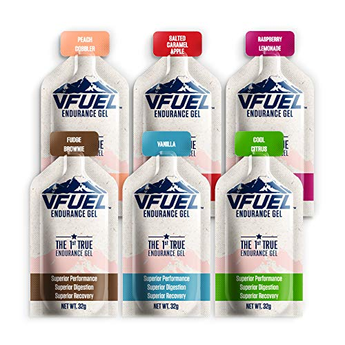 VFuel Endurance Gel 24 Pack (Assorted)