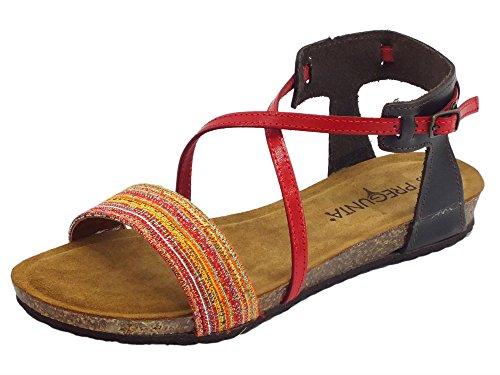 Pregunta Femme Pregunta Femme pour Femme pour Sandales Sandales Pregunta pour Sandales Rouge Rouge xUpHw8q
