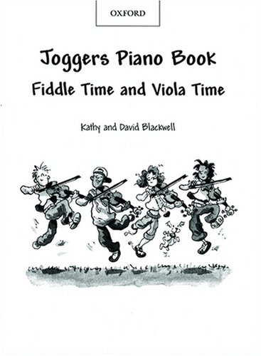 - Joggers Piano Book (Fiddle Time)