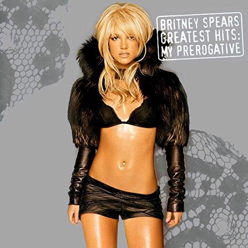 Britney Spears Greatest Hits: My Prerogative Album (New Cd)