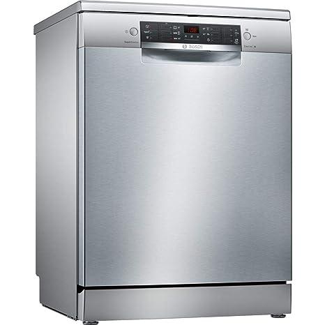 Bosch Serie 4 SMS46II08E lavavajilla Independiente 13 cubiertos A++ - Lavavajillas (Independiente, Tamaño completo (60 cm), Acero inoxidable, Acero ...