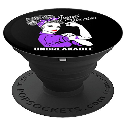 Lupus Warrior - Unbreakable Girl Lupus Awareness -