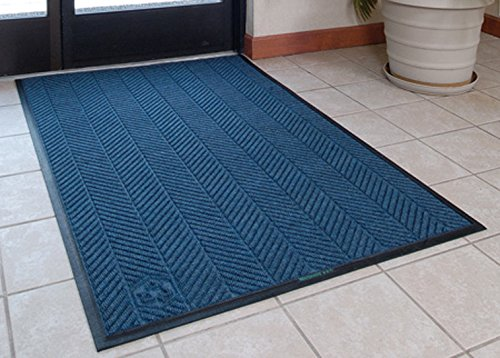 American Mats Waterhog Eco Elite Grey Ash 3' x 8.4' Floor...