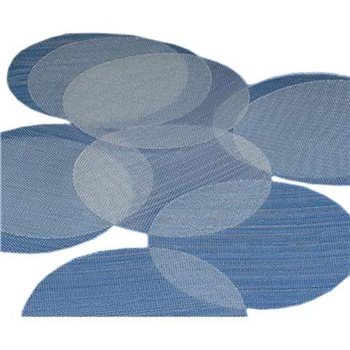 Kartell 1211Z73PK 242845-042 HDPE Buchner Funnel Mesh Pre Filter Disc Holder, 42.5 mm OD (Pack of 10)