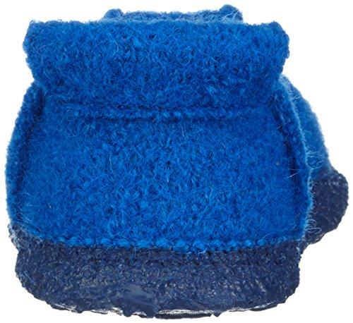 Nanga Busy Builder - Zapatilla de estar Por casa Niños Azul - Blau (mittelblau / 35)