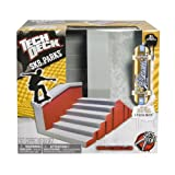 Tech Deck - New Sk8 Parks - Stair Hubba Bank