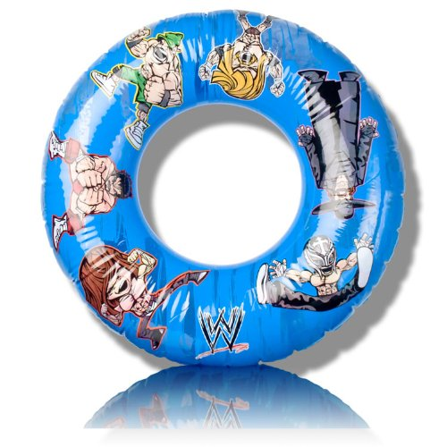 WWE Superstars Inflateable Pool Tube/ Ring by WWE