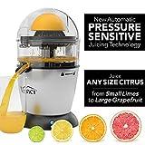 Vinci Hands-Free Electric Citrus Juicer   1-Button