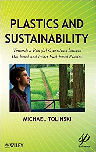 Plastics and Sustainability: Towards a Peaceful Coexistence