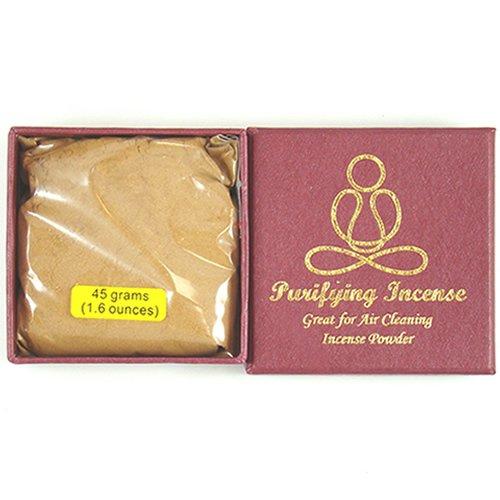 - Purifying Incense Powder - 45g Pack - 100% Natural - E005T