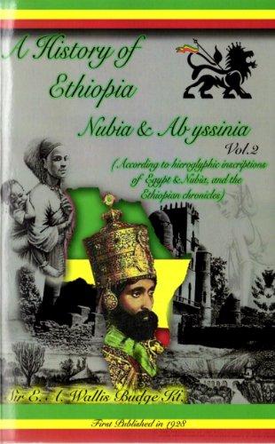 A History of Ethiopia Nubia & Abyssinia, Vol. 2