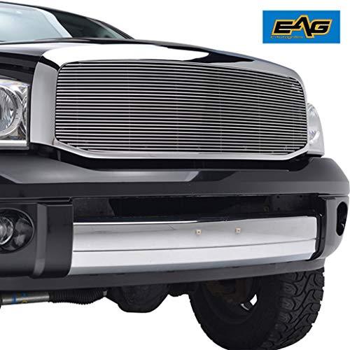EAG Chrome Billet Grille+Shell for 06-08 Dodge Ram 1500/06-09 2500/3500