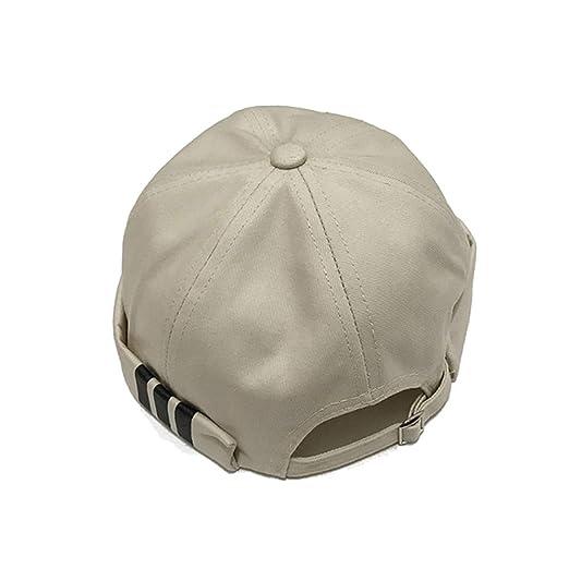 Clape Brimless Harbour Hat Commando Work Beanie Watch Cap Docker Leon Hat  Cap dabbc304e4b5