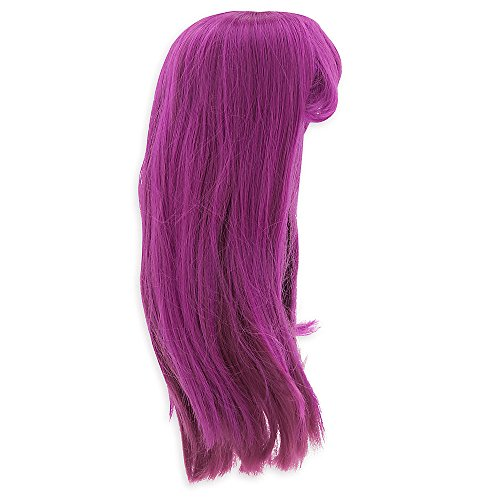 Disney Mal Wig for Girls - Descendants 2 -
