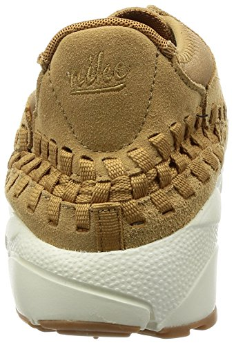 De Woven Brown Med Beige Chaussures Homme Nike flaxflaxsailgum Chukka Gymnastique Air a7wqIFfZxF