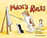 img - for Max's Rules (Max & Annie) by Sandra J. Philipson (2004-10-30) book / textbook / text book