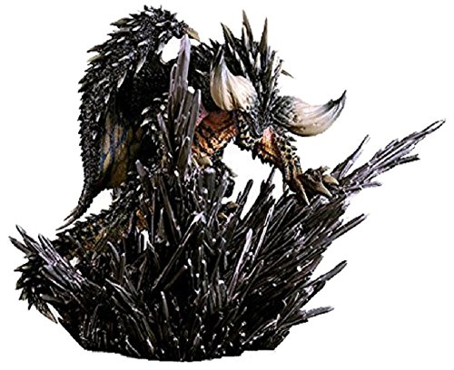 Monster Hunter  World Nergigante Toy Figure Statue