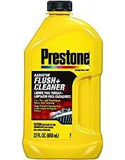 Prestone yellow AS105 Radiator Flush and Cleaner-22 oz, 22. Fluid_Ounces