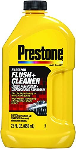 Prestone AS105 Radiator Flush and Cleaner