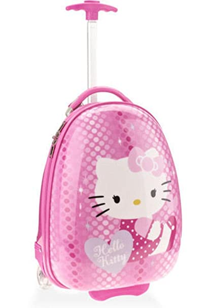 0f1bcc4e70af Image Unavailable. Image not available for. Color  Hello Kitty Luggage ...