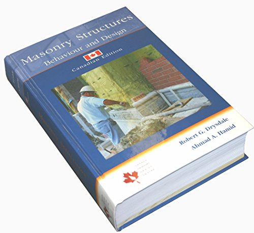Masonry Structures Behaviour and Design
