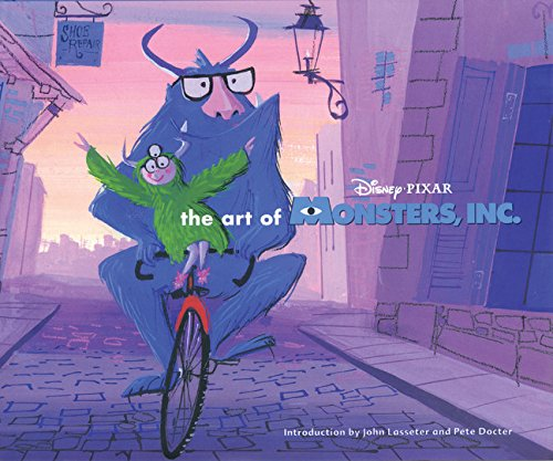 The Art of Monsters, Inc.