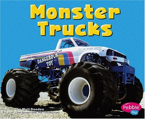 Download Monster Trucks (Mighty Machines) PDF